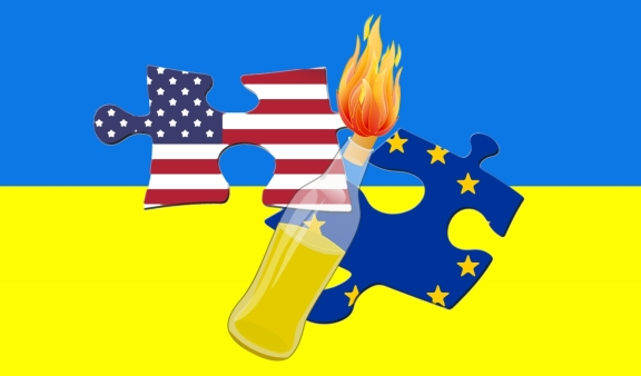 Ukraine-USA-EU