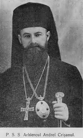 Pr. Andrei Crişanul
