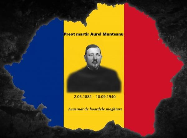 Părintele Aurel Munteanu