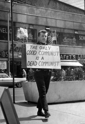 Jack L. Hickman_Times Square NY_1965