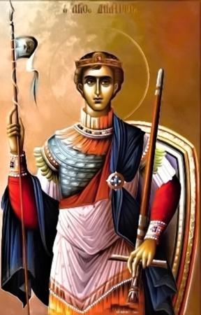 Sfântul Dimitrie Izvorâtorul de Mir