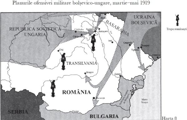ofensiva bolsevica 1919