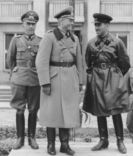 Wiktorin; Guderian; Krivoshein